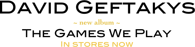 David Geftakys